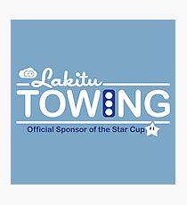 Lakitu Towing Photographic Print