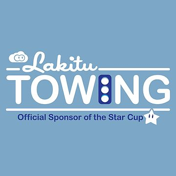 Lakitu Towing by designerdann