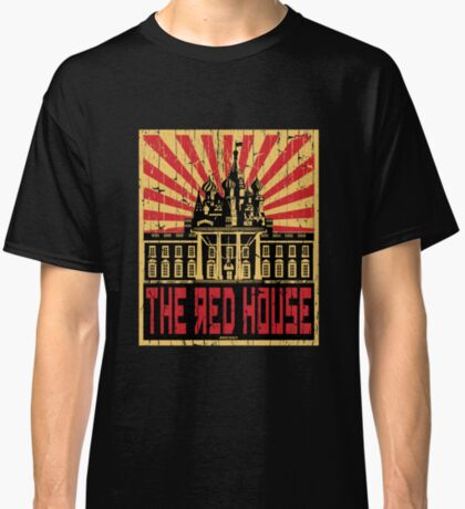 Vintage The Red House Classic T-Shirt