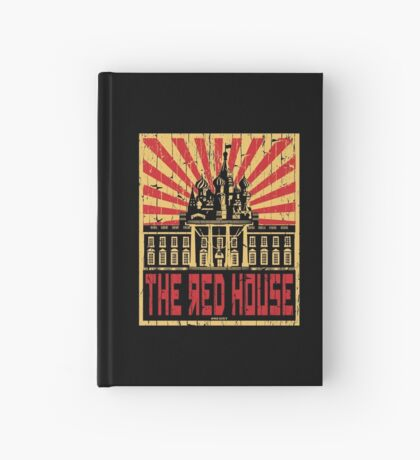 Vintage The Red House Hardcover Journal