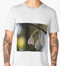 Backlit Blossoms  Men's Premium T-Shirt