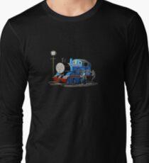 Thomas the Tank - Graffiti  Long Sleeve T-Shirt
