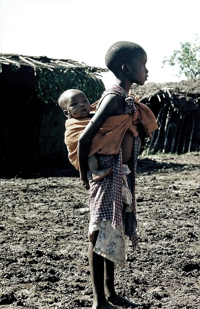 child & baby by elleboitse