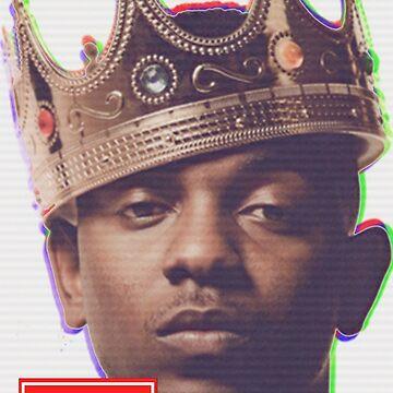 Kendrick Lamar - Retro  by MacklinDocrt