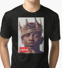 Kendrick Lamar - Retro  Tri-blend T-Shirt