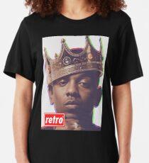 Kendrick Lamar - Retro  Slim Fit T-Shirt