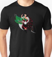 Samurai Jack Season 5 Ashi Yin and Yang T-Shirt