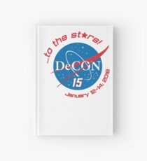 To the Stars... Hardcover Journal