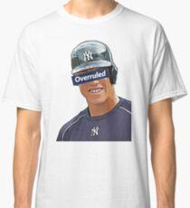 Aaron Judge - Overruled  Classic T-Shirt