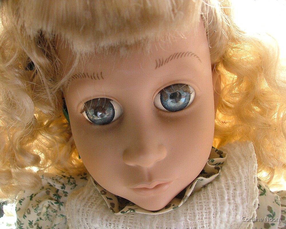 Doll Face by Corinne Noon