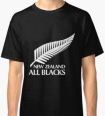 LOGO NEW ZEALAND ALL BLACKS Classic T-Shirt