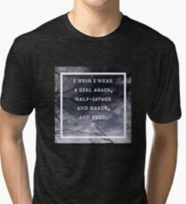 Wuthering Heights Tri-blend T-Shirt