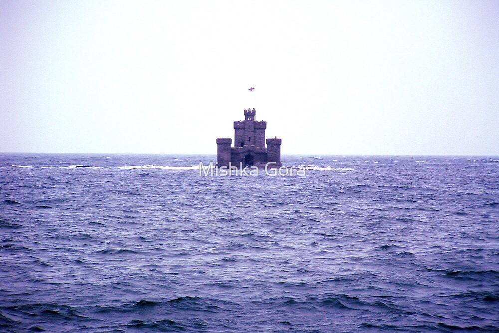 Castle in the Sea by Mishka Gora