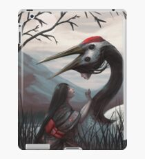 The Crane's Wife iPad Case/Skin