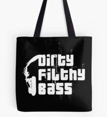 Bolsa de tela Dirty Filthy Bass