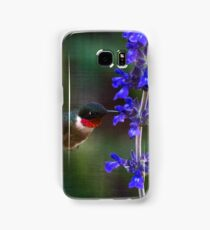 Laguna Colibri - Hummingbird Lake Samsung Galaxy Case/Skin