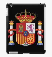 Spanish Coat-of-Arms iPad Case/Skin