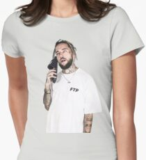 shoe calling Womens Fitted T-Shirt