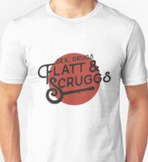 Sex, Drugs, Flatt & Scruggs - Bluegrass Tee T-Shirt
