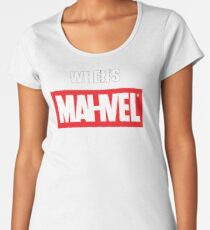 When's Mahvel  Women's Premium T-Shirt