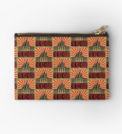 Vintage The Red House Studio Pouch