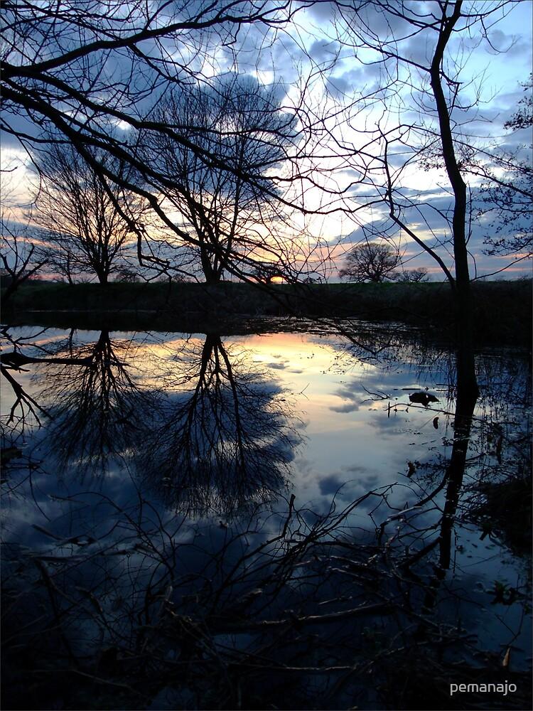 Still Waters by pemanajo