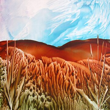 Grasses & Hills by DallasManicom