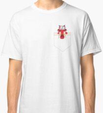 Princess Pocket Pal: Dragon Edition Classic T-Shirt