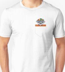Princess Pocket Pal: Racoon Edition T-Shirt