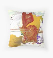 painting 169 Throw Pillow