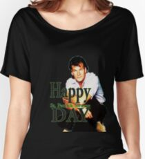 Happy St. Patrick Day Women's Relaxed Fit T-Shirt