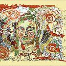 Mona lisa interpretation  by Beo Lo