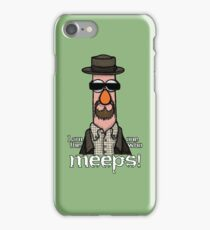I am the one who meeps! iPhone Case/Skin