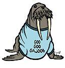 I am the Walrus by Brett Gilbert