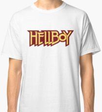 HellBoy Logo Classic T-Shirt