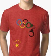 Hop, Shoot, Jump Tri-blend T-Shirt