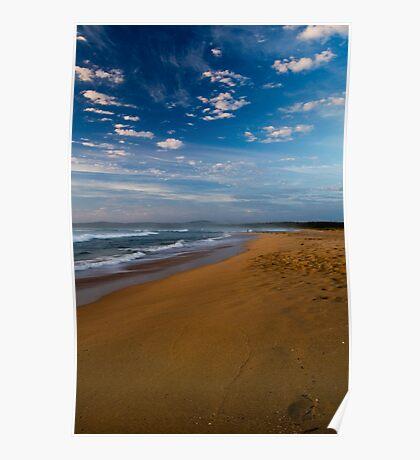Durras Beach Poster