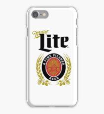 Miller Lite 3 iPhone Case/Skin