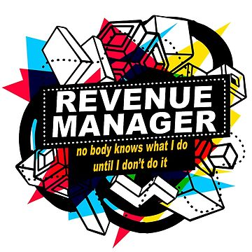 REVENUE MANAGER - NO BODY KNOWS by sohpielo