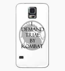 Trial by Kombat Case/Skin for Samsung Galaxy