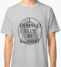 Trial by Kombat Classic T-Shirt