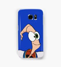 Earthworm Jim Samsung Galaxy Case/Skin