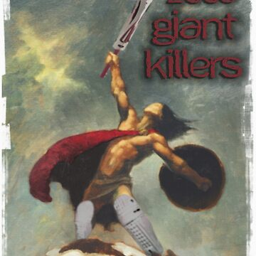 Giant Killers 3 2008 Tshirt by InspiREDbubbles