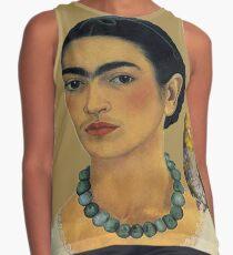 Frida Kahlo Contrast Tank