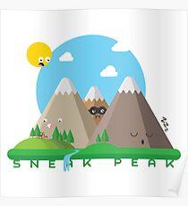 Sneak Peak Poster