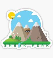 Sneak Peak Sticker