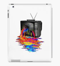 television full color iPad Case/Skin