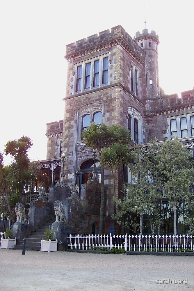 Larnach Castle by sarah ward