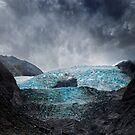 Franz Josef Glacier by Alex Preiss