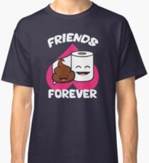 Happy Friendship Day - Best Friend forever Classic T-Shirt